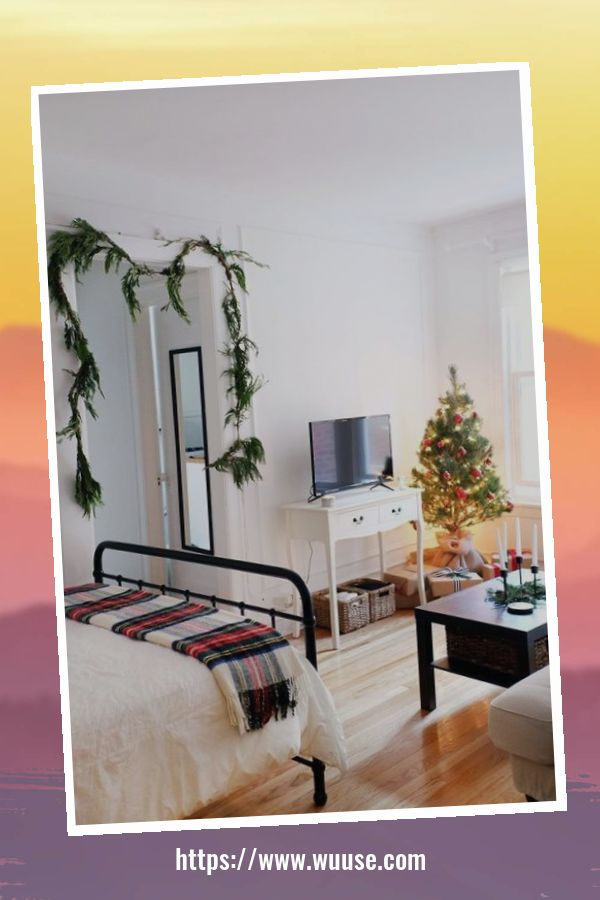 20+ Attactive Apartment Decorating Idea For Holiday And Winter 17