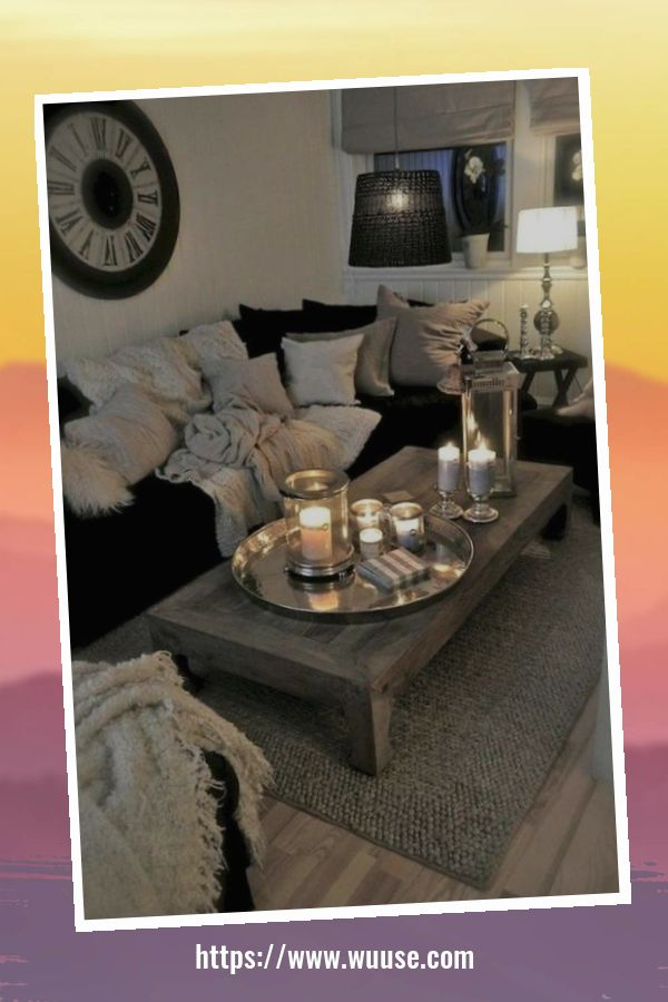 20+ Attactive Apartment Decorating Idea For Holiday And Winter 18