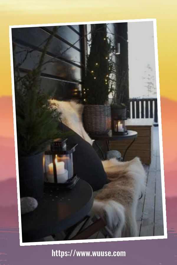 20+ Attactive Apartment Decorating Idea For Holiday And Winter 7