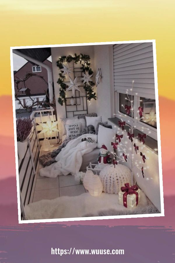 20+ Attactive Apartment Decorating Idea For Holiday And Winter 9