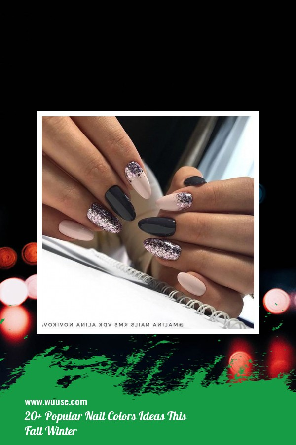 20+ Popular Nail Colors Ideas This Fall Winter 24