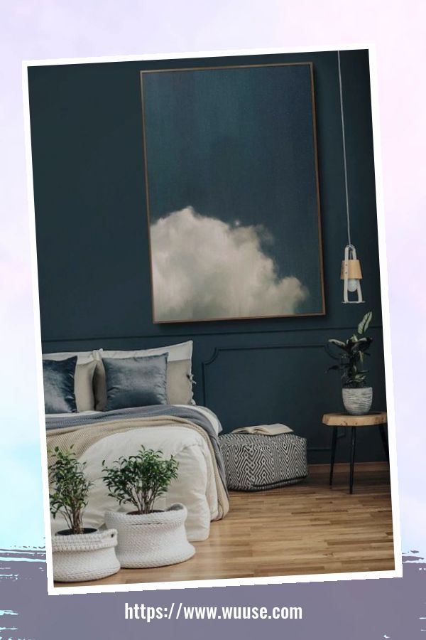 30+ Awesome Wall Paint Color Trends Are Suitable For Your Living Room 2