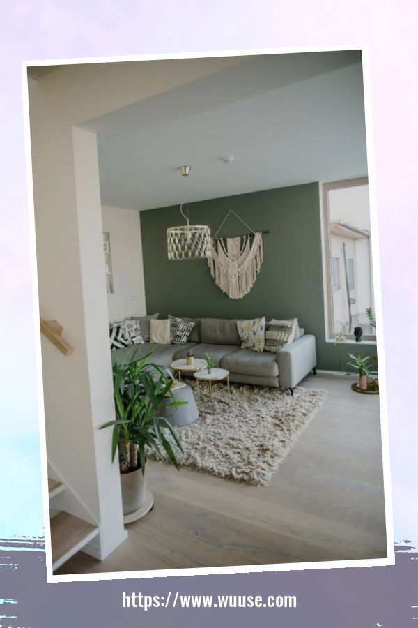 30+ Awesome Wall Paint Color Trends Are Suitable For Your Living Room 3