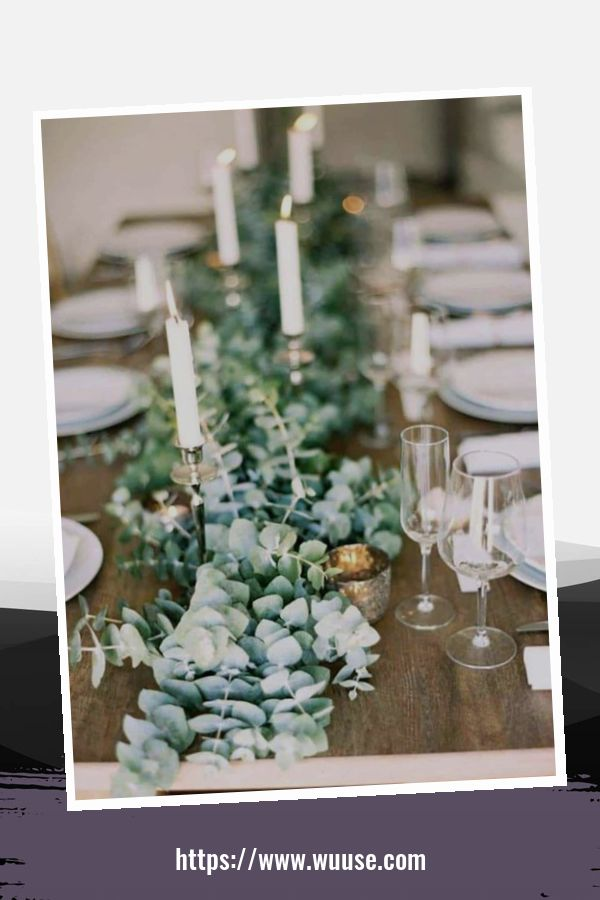 30+ Extraordinary Winter Table Decoration You Can Make 3