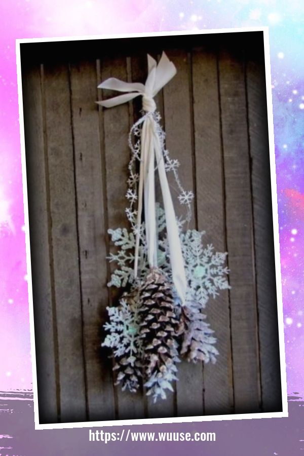 30+ Fabulous Winter Decor Craft Ideas You Can Try At Home 10