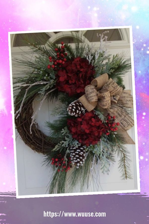 30+ Fabulous Winter Decor Craft Ideas You Can Try At Home 11