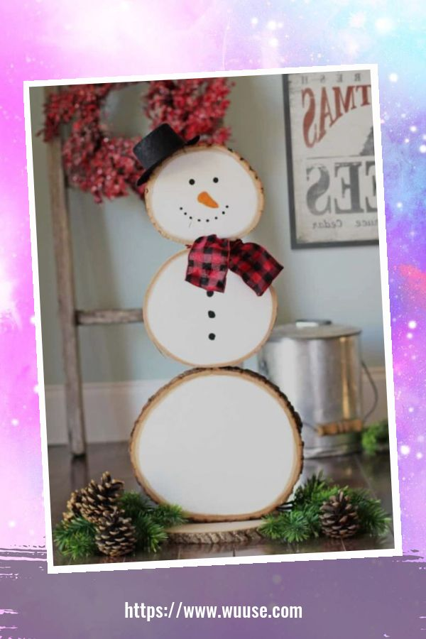30+ Fabulous Winter Decor Craft Ideas You Can Try At Home 14