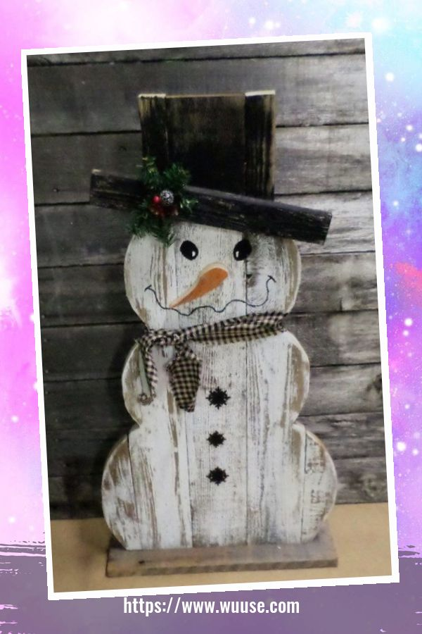 30+ Fabulous Winter Decor Craft Ideas You Can Try At Home 17
