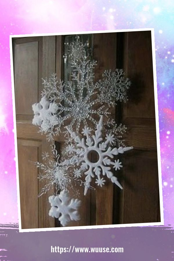 30+ Fabulous Winter Decor Craft Ideas You Can Try At Home 19