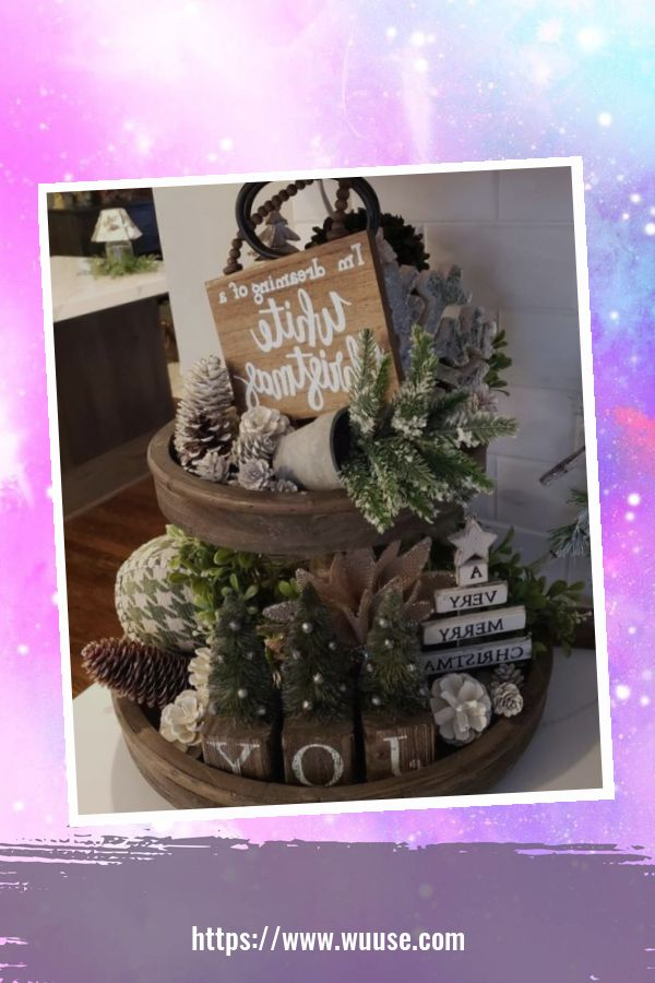 30+ Fabulous Winter Decor Craft Ideas You Can Try At Home 2