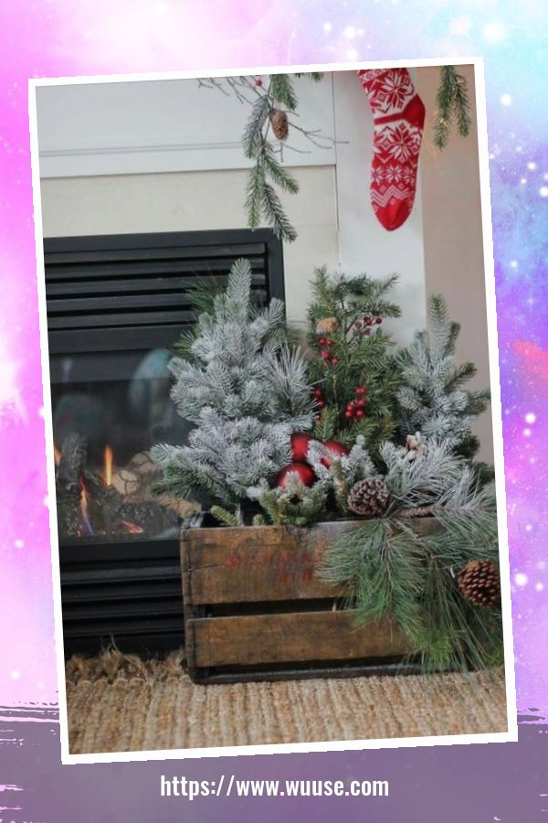 30+ Fabulous Winter Decor Craft Ideas You Can Try At Home 26