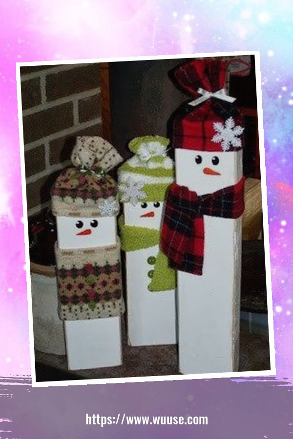 30+ Fabulous Winter Decor Craft Ideas You Can Try At Home 27