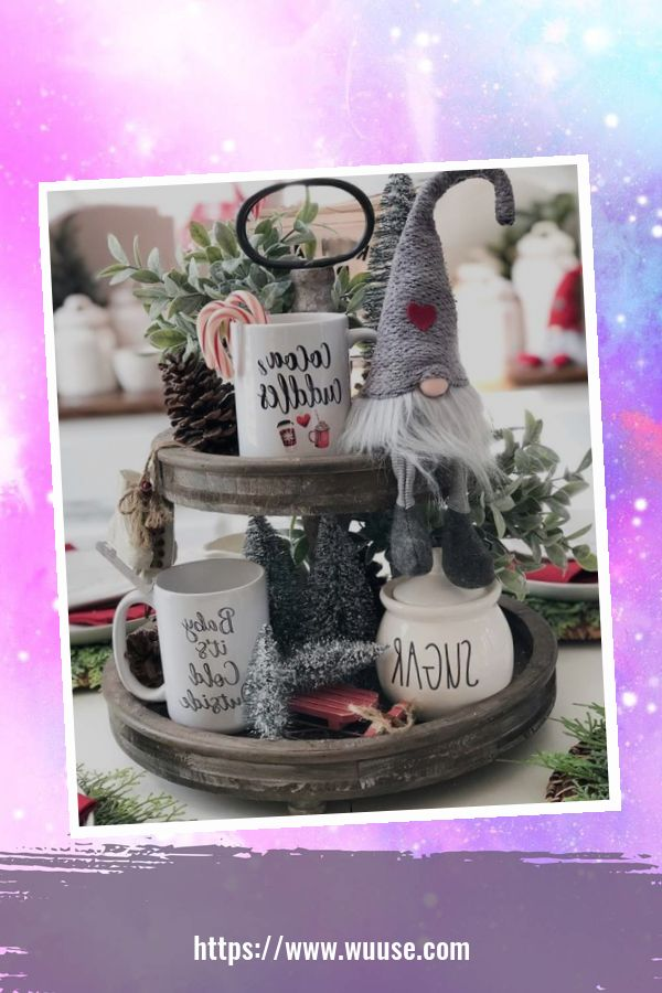 30+ Fabulous Winter Decor Craft Ideas You Can Try At Home 45