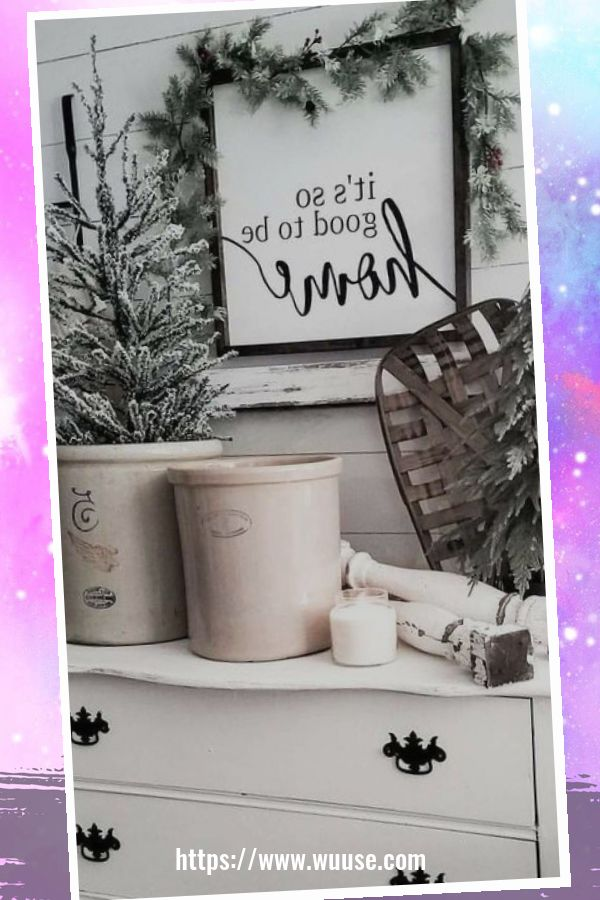 30+ Fabulous Winter Decor Craft Ideas You Can Try At Home 7