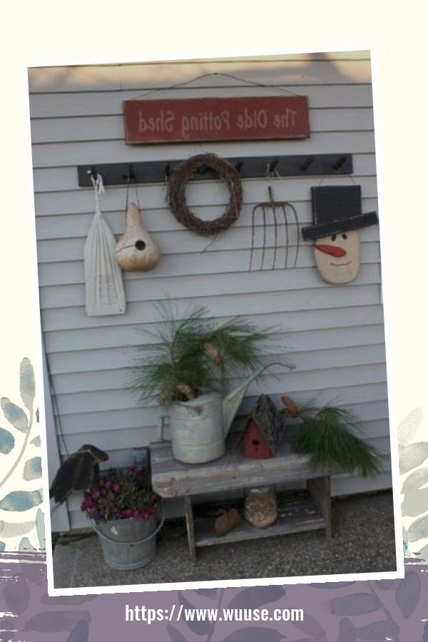30+ Simple DIY Winter Porch Decoration Ideas On A Budget 2