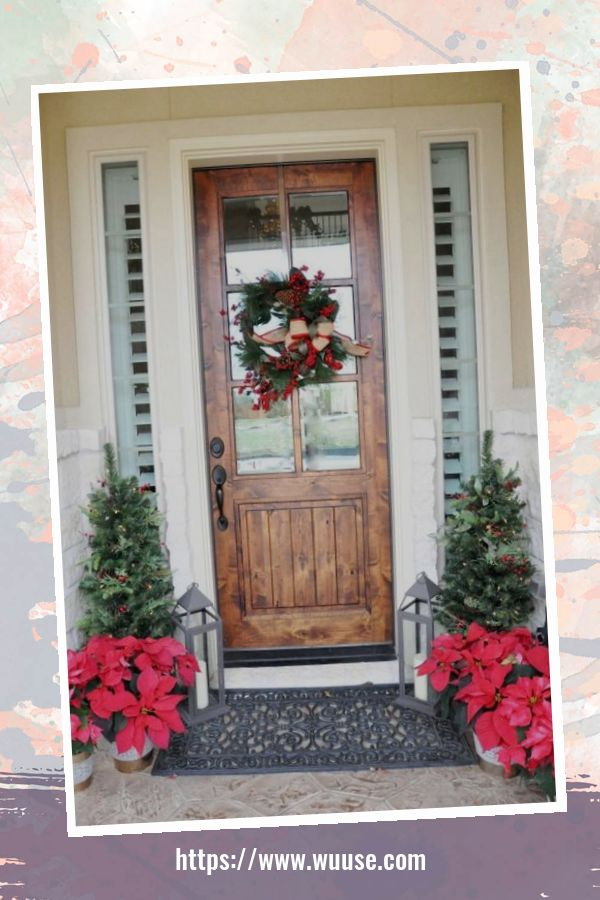 30+ Totally Awesome Winter Porch Decoration Ideas 2