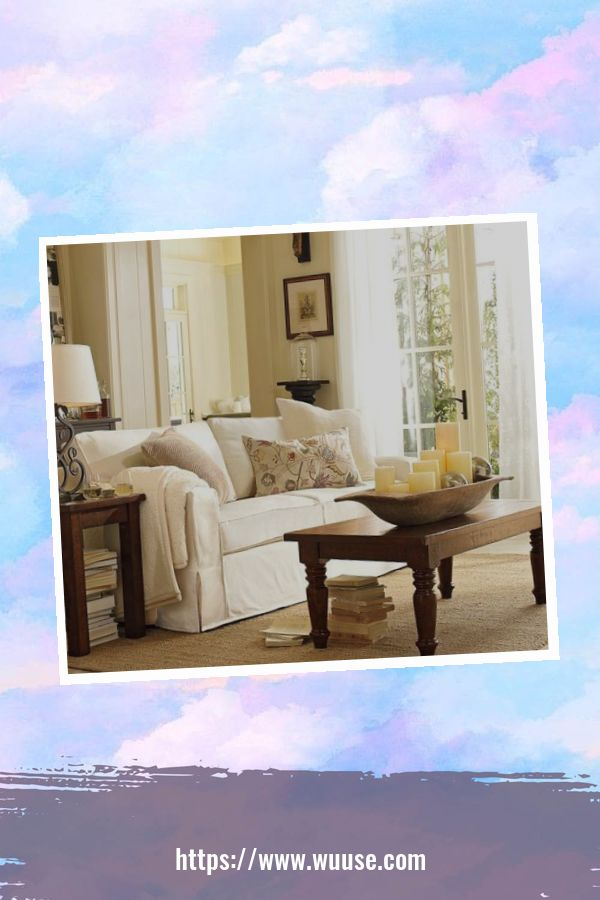 35 Cute Pottery Barn Living Room Decorating Ideas 12