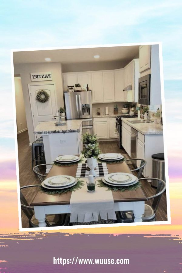 36 Newest Kitchen Decorating Ideas That Trendy Now 2