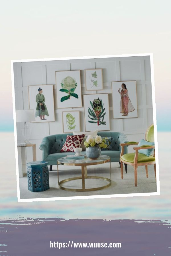 36 Perfect Summer Living Room Decor Ideas That Trend Right Now 3