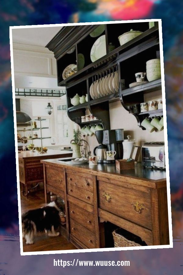 38 Glamour French Country Design Ideas For Kitchen To Try 14