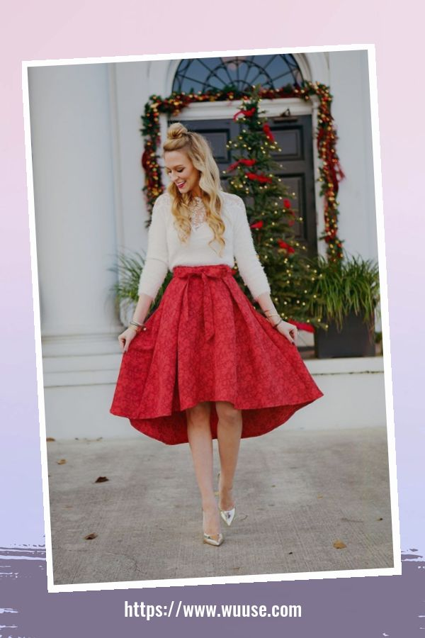 39 Stunning Dresses Ideas For Christmas Party 1
