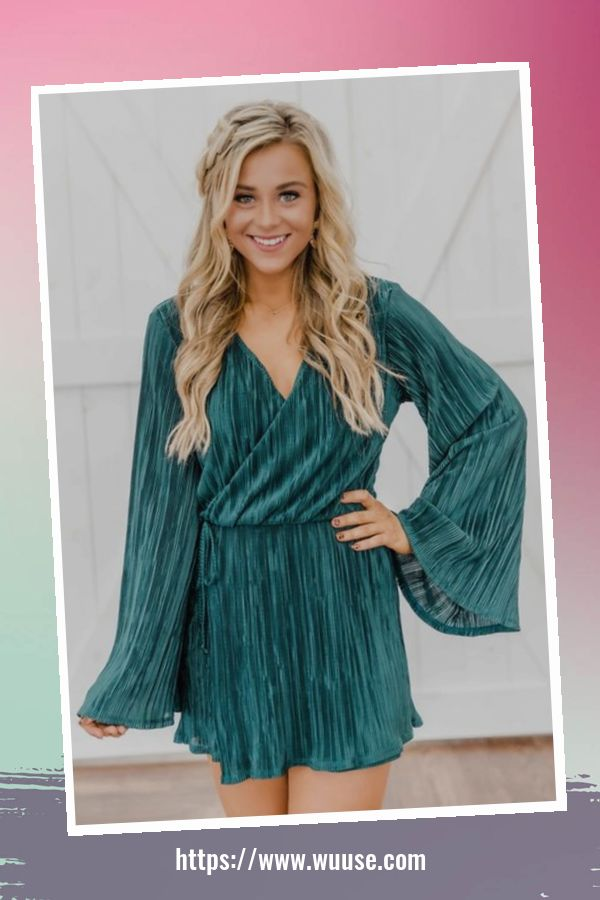 40 Amazing New Year Outfit for Woman 3