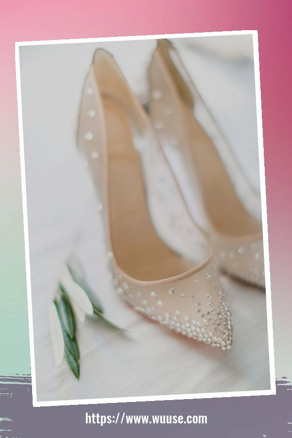 41 Cozy Wedding Shoes Ideas 3