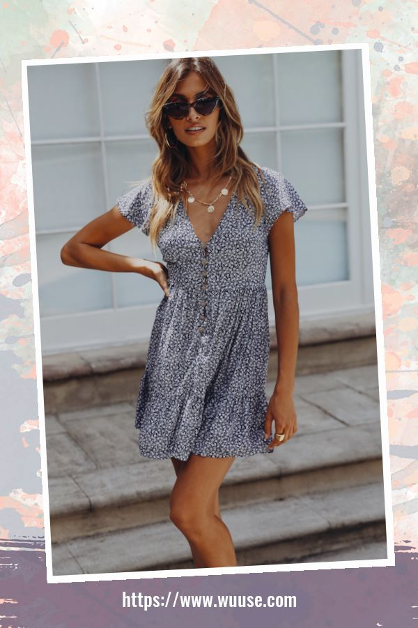42  Cute Dresses Spring Outfit Ideas For Ladies 1