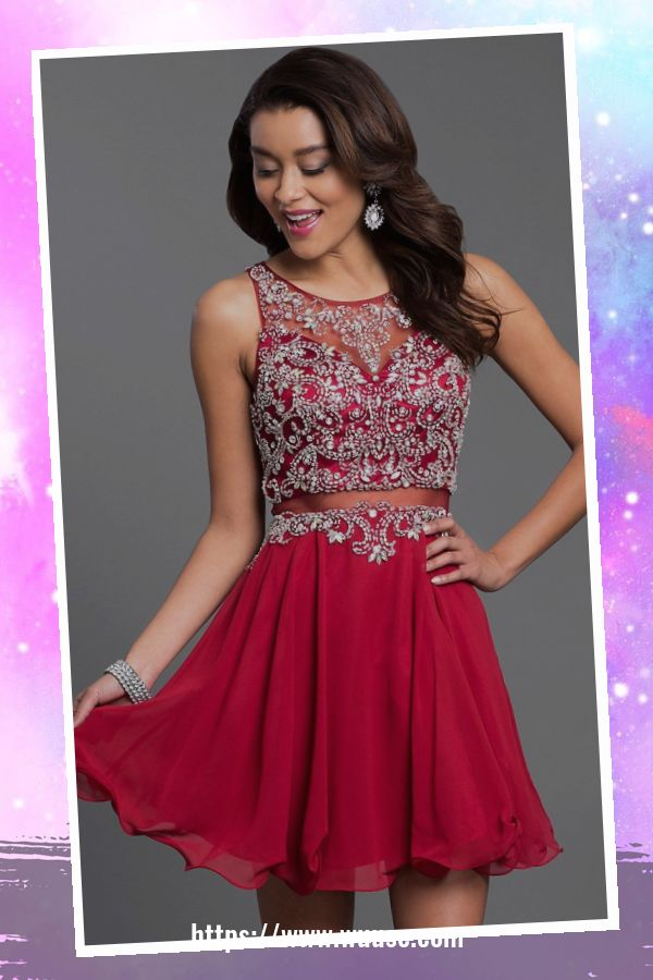 44 Adorable Semi Formal Dresses Ideas For Winter 1