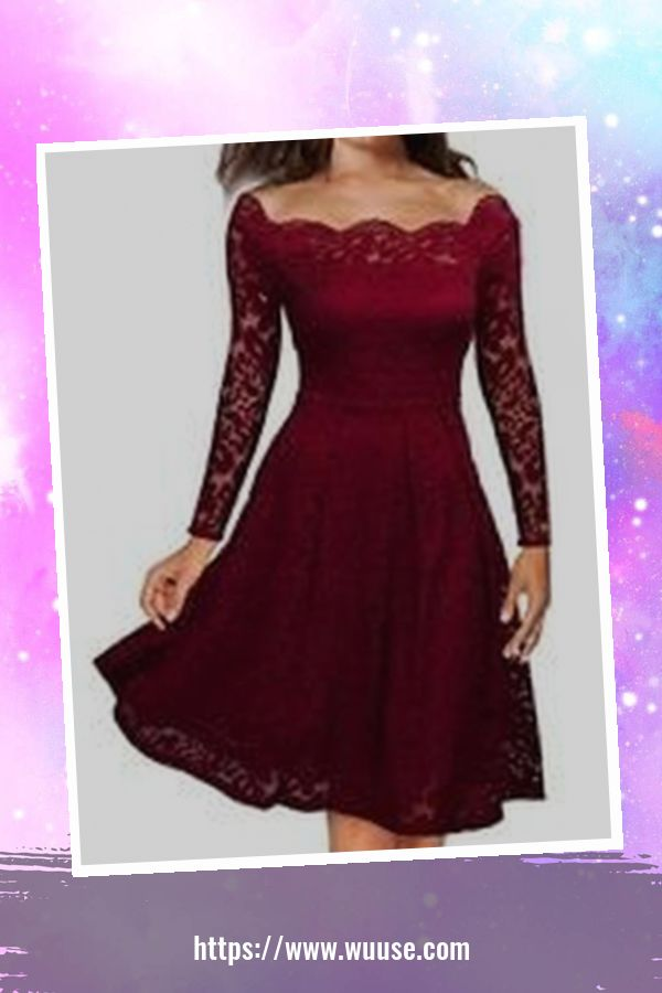 44 Adorable Semi Formal Dresses Ideas For Winter 10