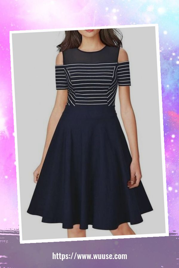 44 Adorable Semi Formal Dresses Ideas For Winter 2