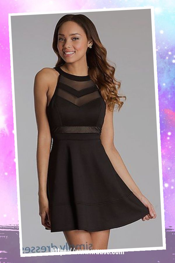 44 Adorable Semi Formal Dresses Ideas For Winter 21