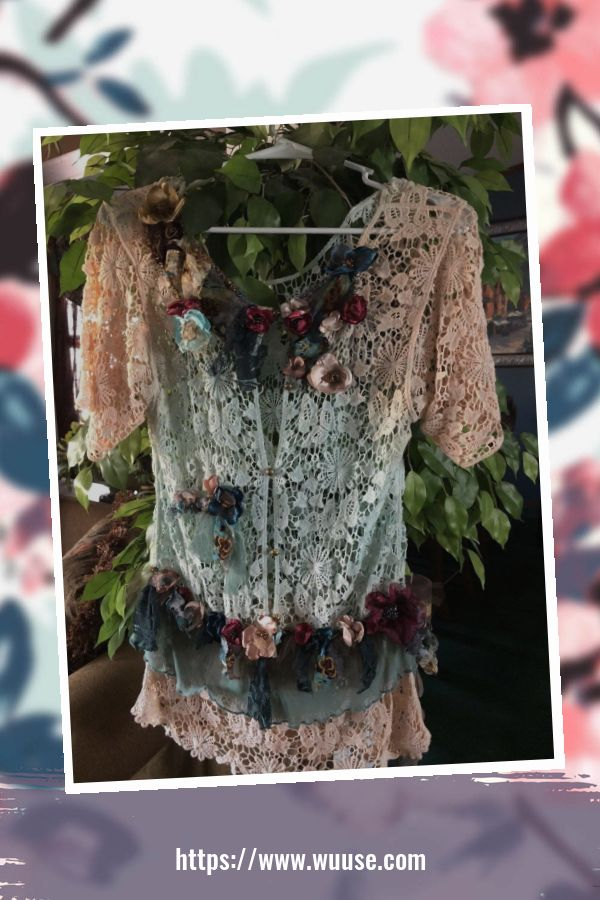 44 Shabby Chic Spring Outfits Ideas 2