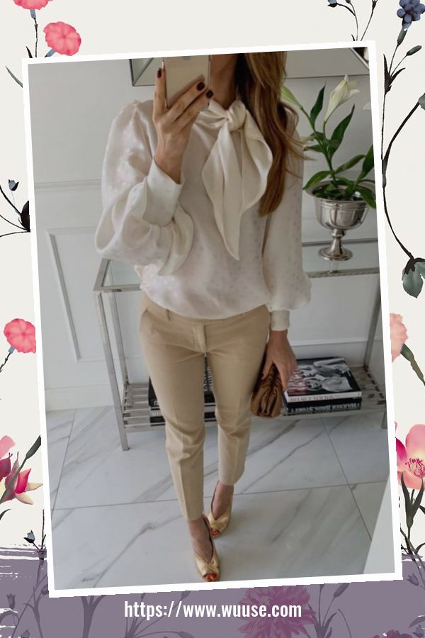 45 Elegant Outfit Ideas For Spring 1