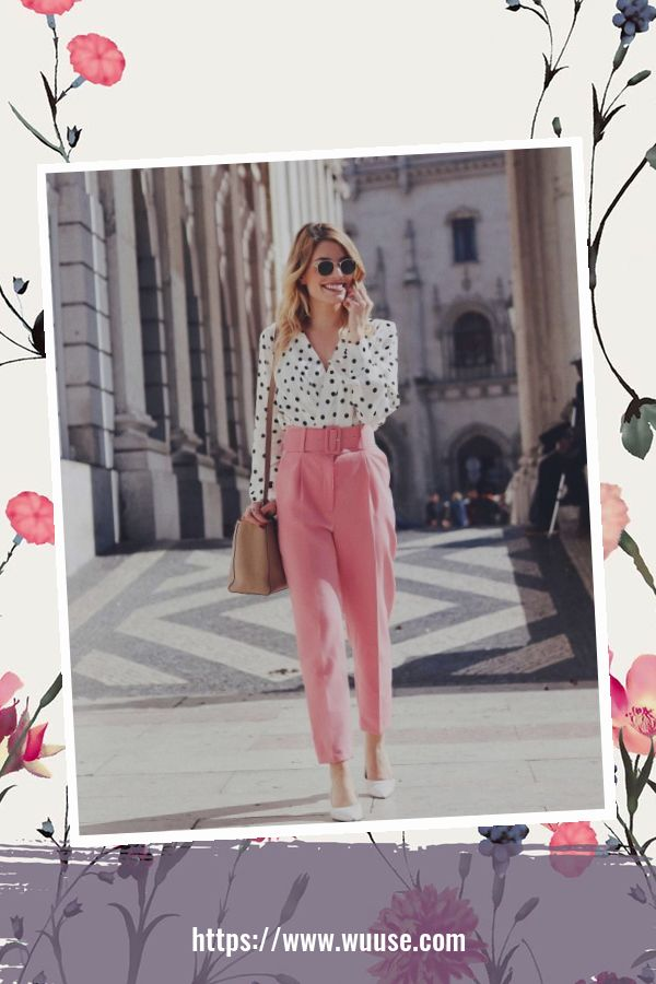 45 Elegant Outfit Ideas For Spring 2