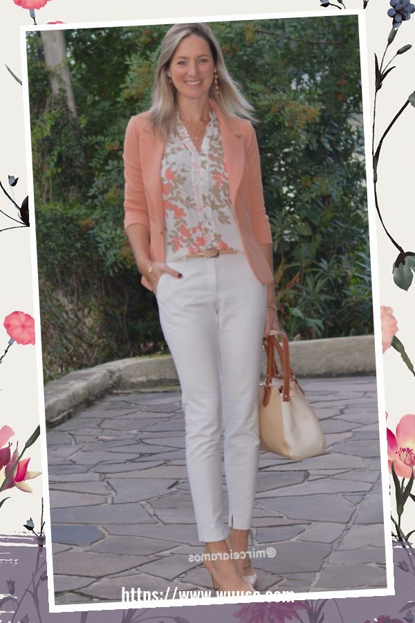 45 Elegant Outfit Ideas For Spring 20