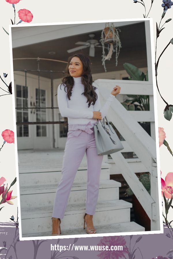 45 Elegant Outfit Ideas For Spring 21