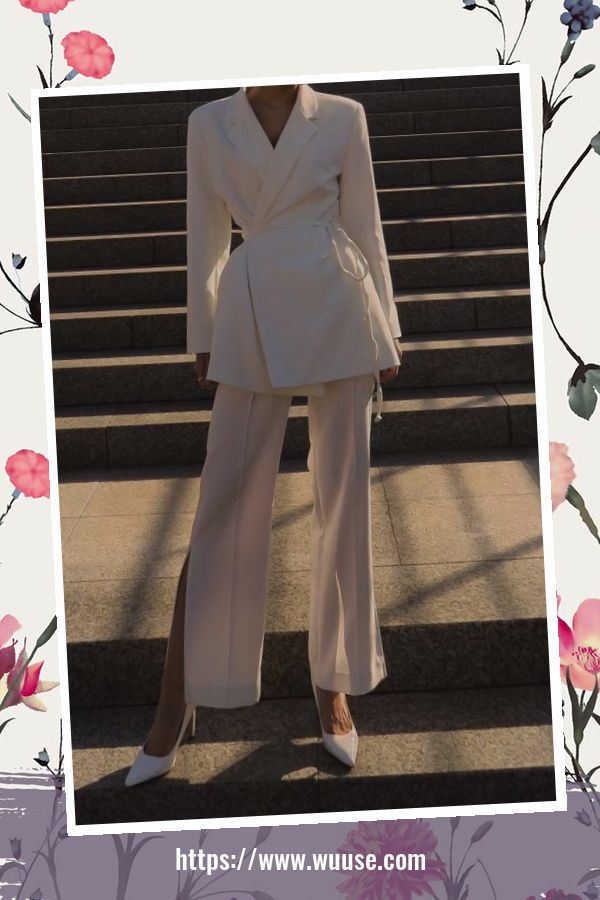45 Elegant Outfit Ideas For Spring 32