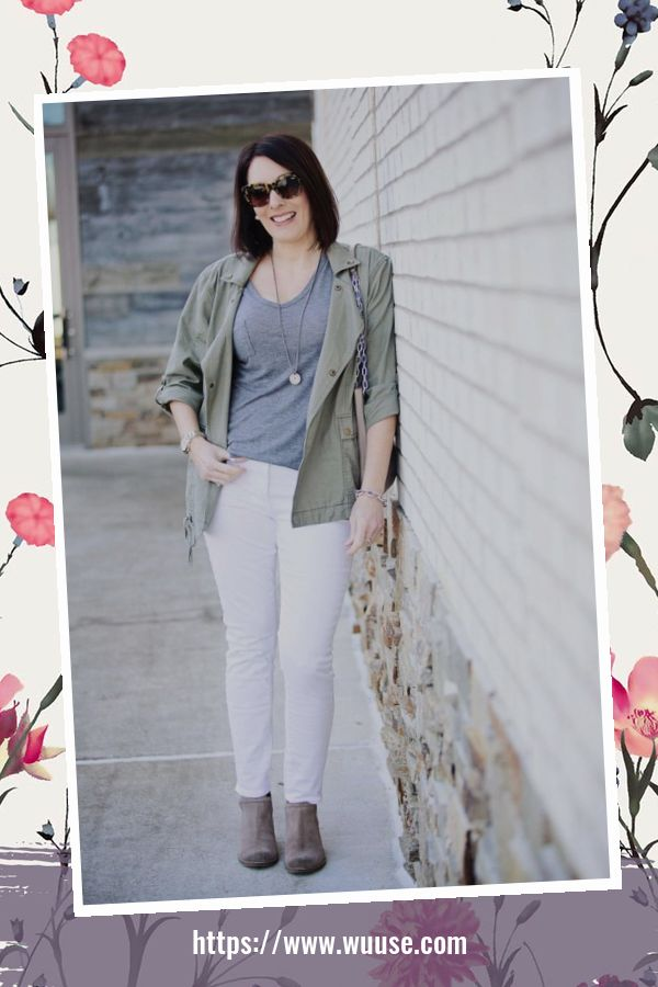 45 Elegant Outfit Ideas For Spring 33