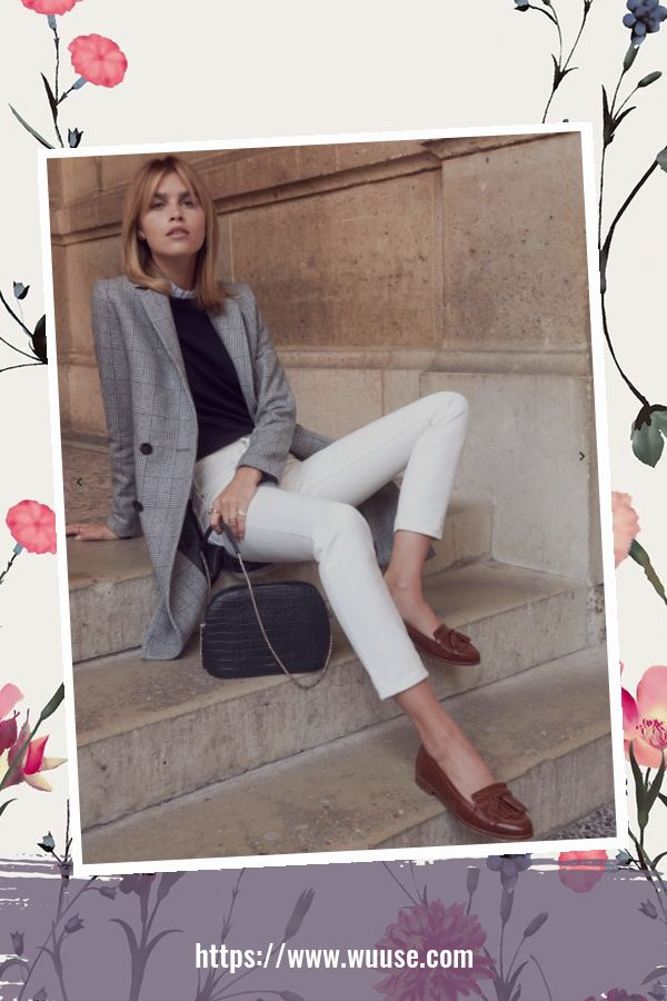 45 Elegant Outfit Ideas For Spring 37
