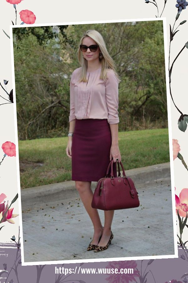 45 Elegant Outfit Ideas For Spring 4