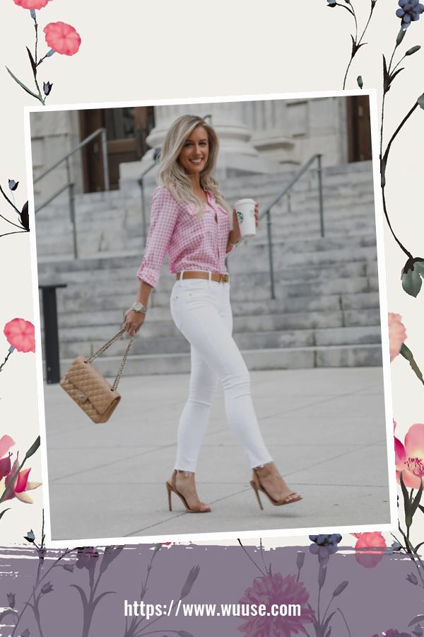 45 Elegant Outfit Ideas For Spring 43