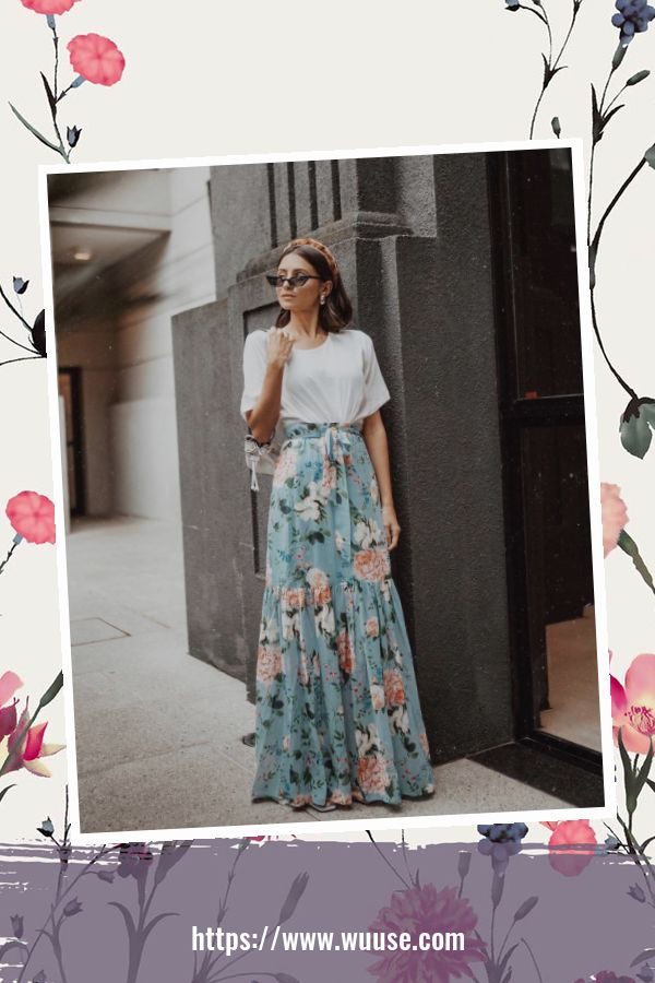 45 Elegant Outfit Ideas For Spring 5