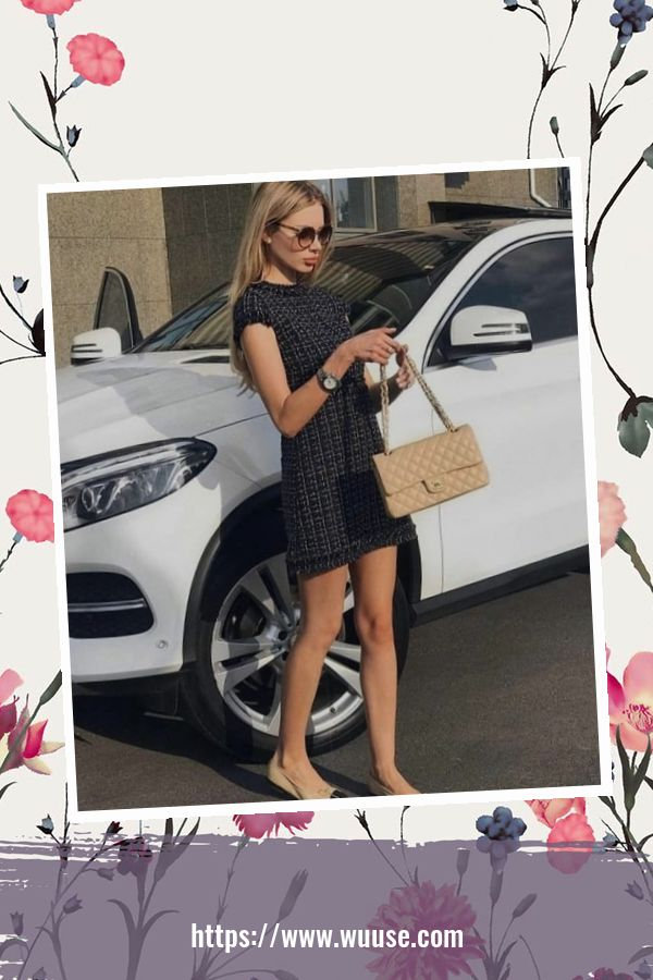45 Elegant Outfit Ideas For Spring 6