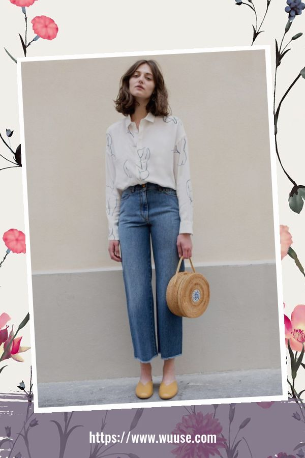 45 Elegant Outfit Ideas For Spring 7