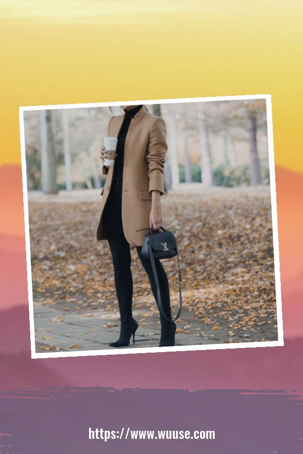 46 Gorgeous Winter Office Outfits Ideas That Are Not Boring 1