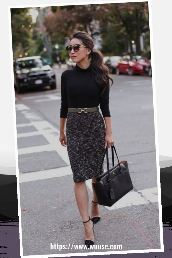 48 Classy Office Attire Outfit Ideas 1