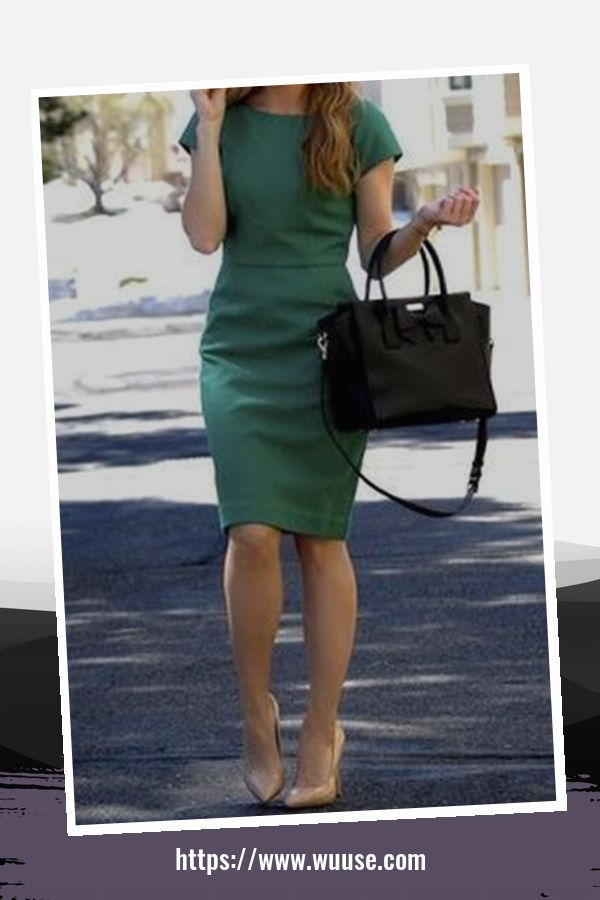 48 Classy Office Attire Outfit Ideas 3