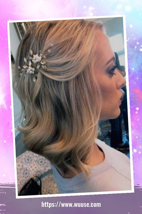 50 Extraordinary Christmas Short Hairstyles Ideas For Women 2