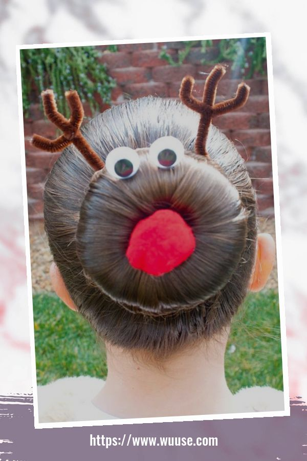 50 Lovely Holiday Hairstyles For Every Christmas Outfiits 1